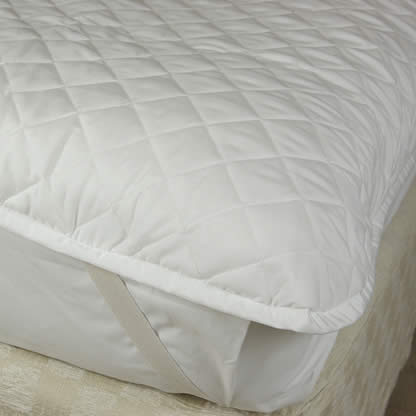 Cubre colchón Matelasse 80cm x 200cm