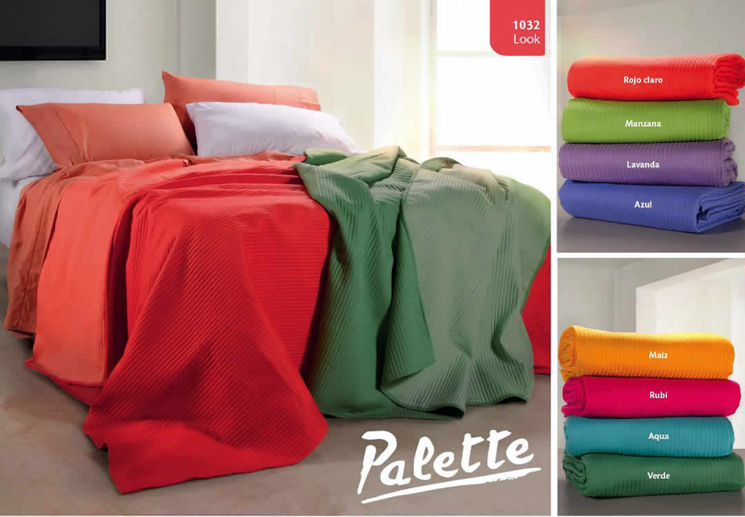 Cover Pallete Look King Size