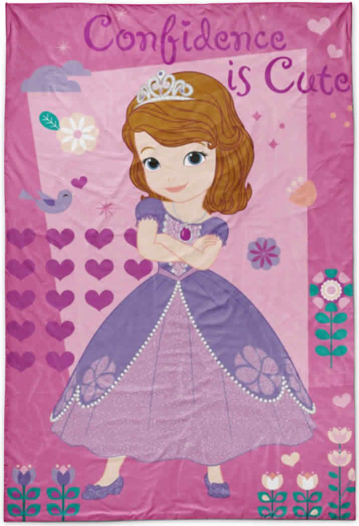 Frazadas Flannel Piñata Licencias Infantiles